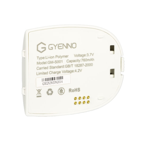 Gyenno Spoon Replacement Battery